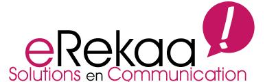 eRekaa Agence de Communication à Lourdes - Création de sites internet, identité visuelle, conseil en communicationLogo