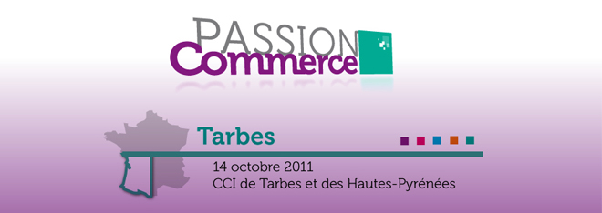 Salon Passion Commerce CCI de Tarbes : eRekaa récompensée