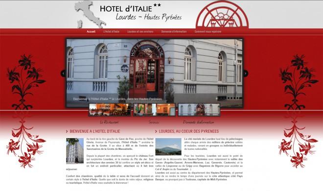 Hotel d'Italie **