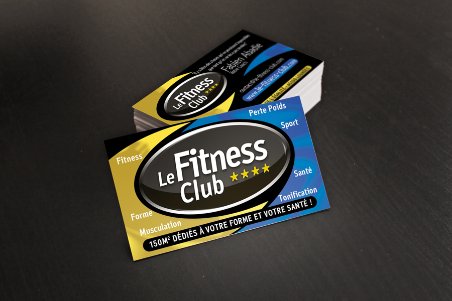 Le Fitness Club2 Carte Salle