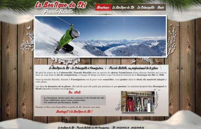 La Boutique du Ski Formiguères