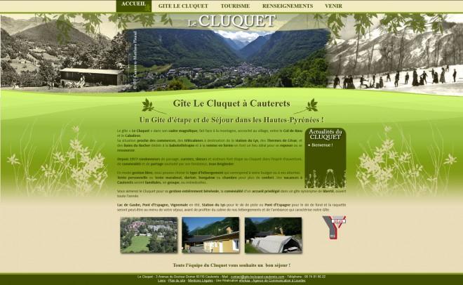 Gîte le Cluquet